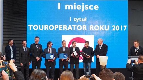 Touroperator roku 2017 – Tegoroczny konkurs należał do członków naszej Izby: