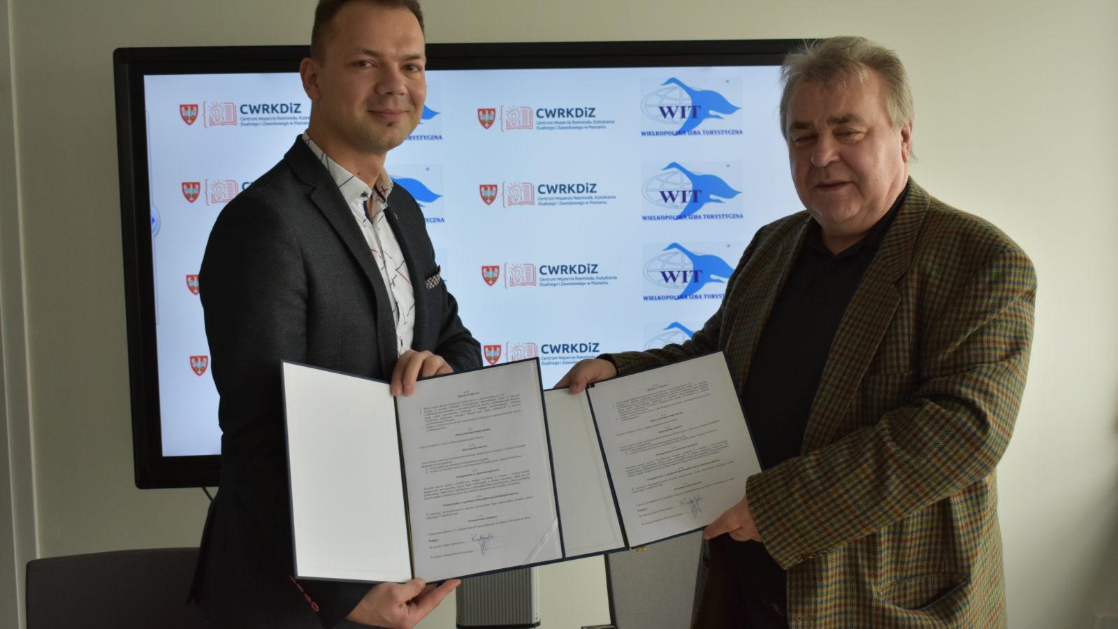 WIT podpisała porozumienie o współpracy w ramach Programu Erasmus+ Partnerstwo Strategiczne