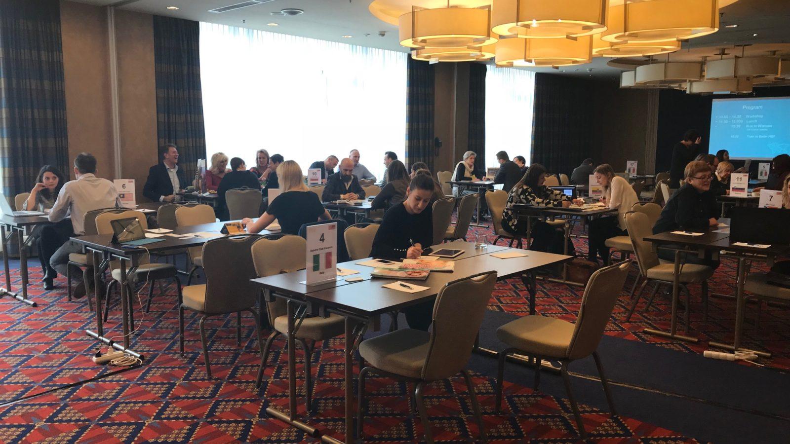 Workshop OUTgoingPOLAND 2018 za nami