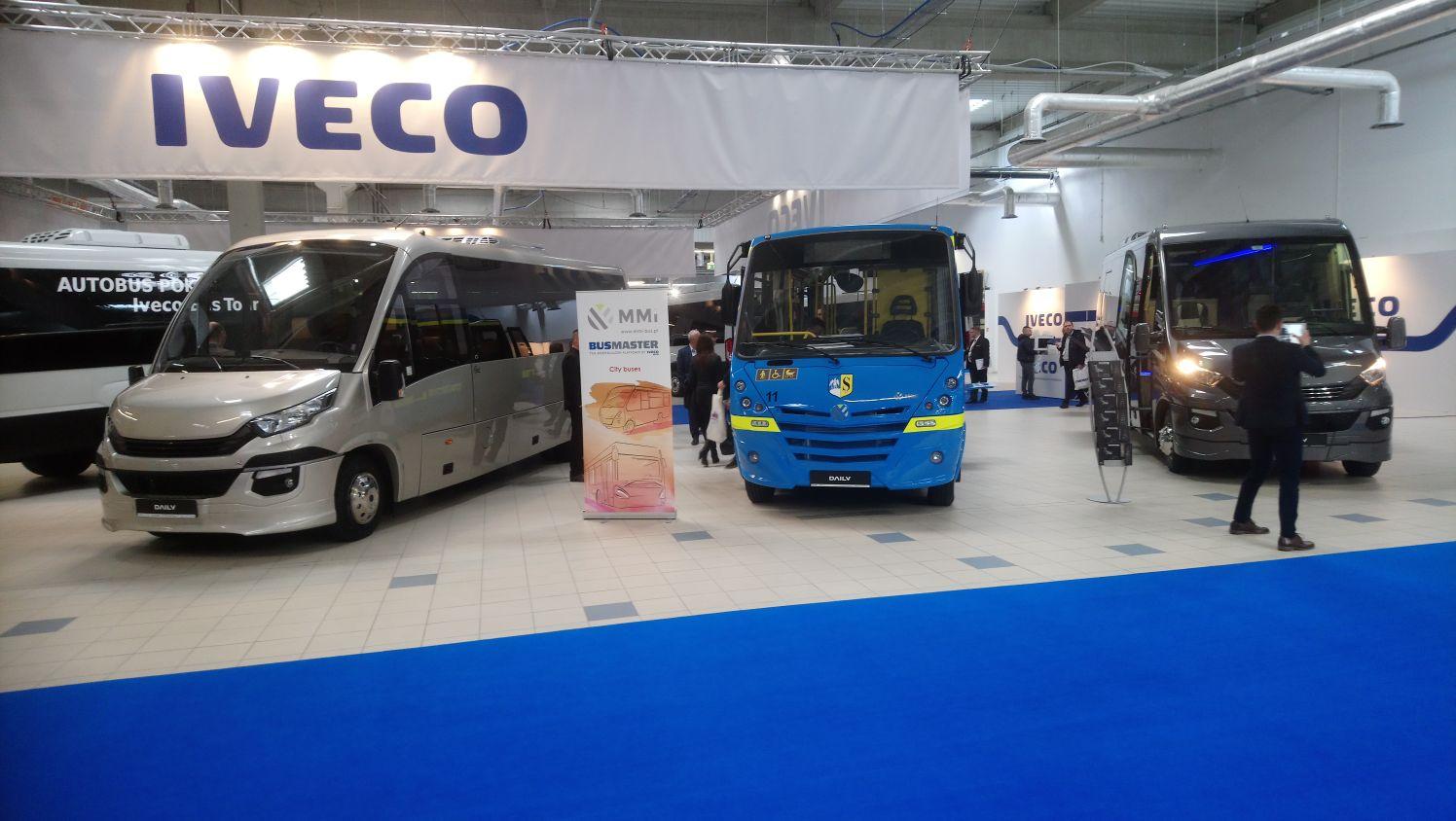 III edycja Targów Publicznego Transportu Zbiorowego Warsaw BusExpo 2018 w Nadarzynie