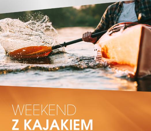 Rodzinny spływ kajakowy – idealny plan na weekend!