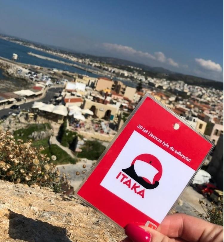 Majowy study tour na Kretę. Polecamy wyjazdy na Kretę z  biurem podróży ITAKA