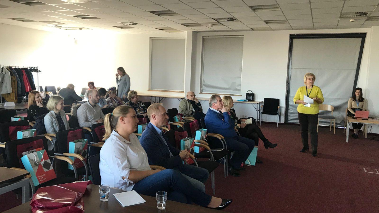 Prezentacja   potencjału   turystycznego   Białorusi   odbyła   się   20   lutego   w   Poznaniu.