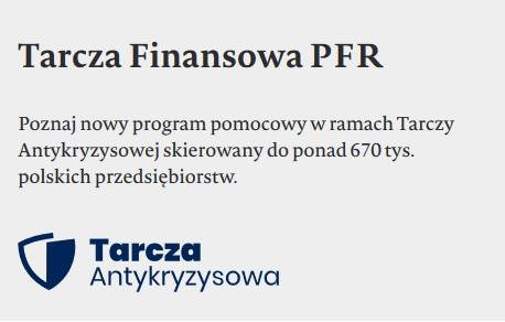 Wystartował nabór wniosków o dofinansowanie dla Mikrofirm oraz Małych i Średnich Firm z programu Tarcza Finansowa PFR