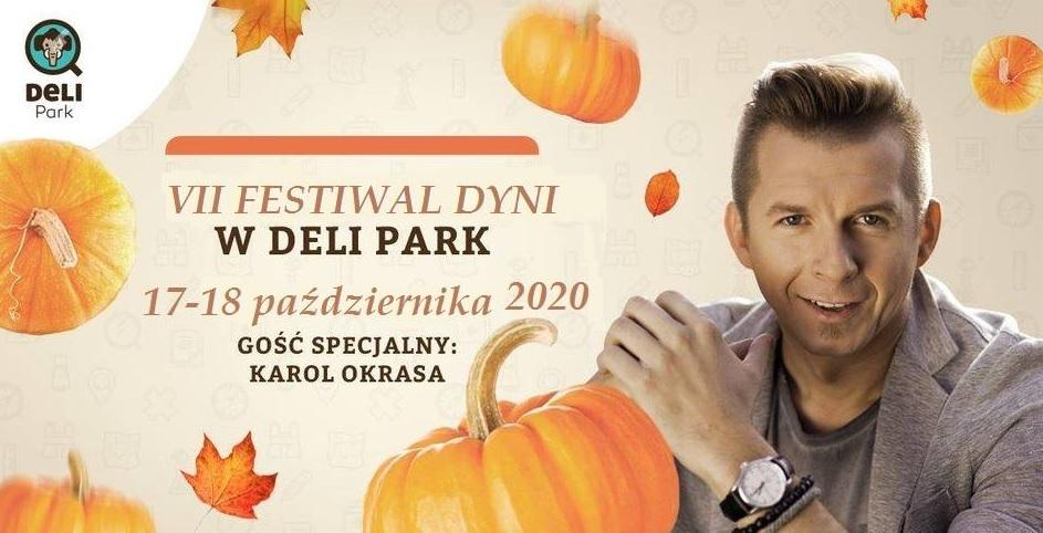 VII Festiwal Dyni w DELI Park 17 października