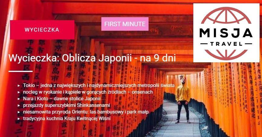 Kolory Portugalii, Camino de Santiago oraz  Oblicza Japonii  – oferty wycieczek biura podróży Misja Travel – Polecamy