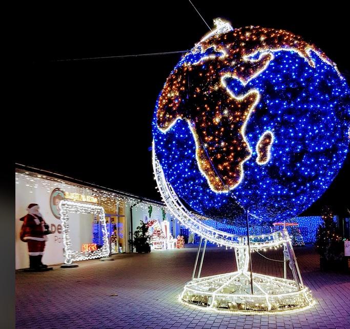 Świąteczna Karina Deli Park  – zaprasza